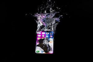 Tips iPhone Waterschade
