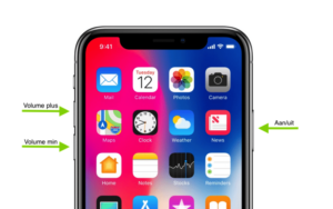 Harde Reset iPhone X
