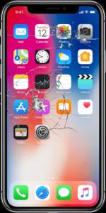 Scherm Reparatie iPhone X