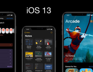 iOS13 iPhone