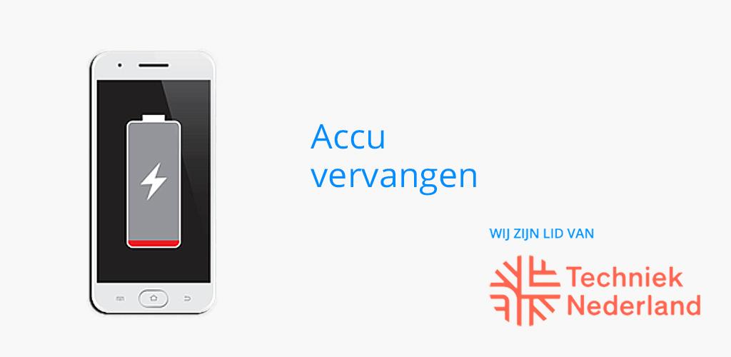 Accu Vervangen Mobiel