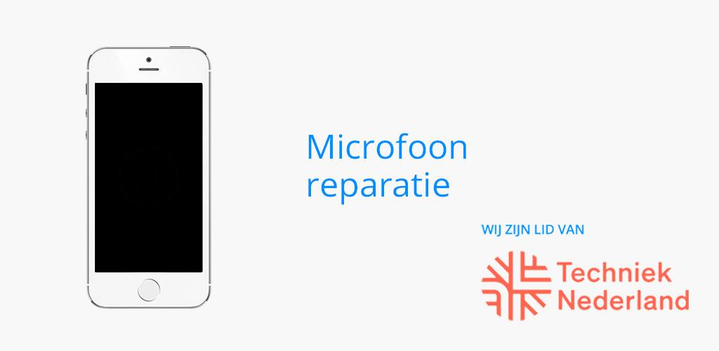 Microfoon Reparatie Mobiel