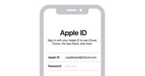 ID Apple Aanmaken