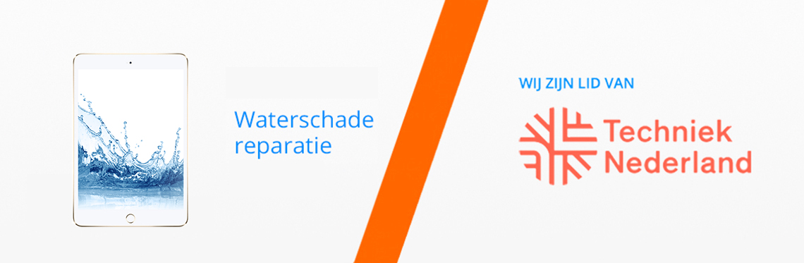 Waterschade Reparatie Tablet