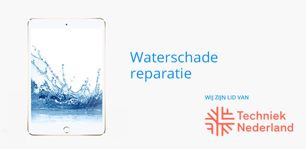 Waterschade Tablet Reparatie