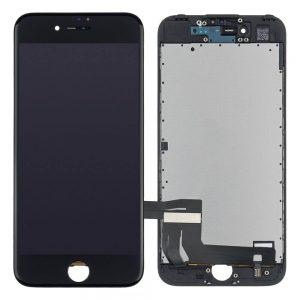 iPhone beeldschermen